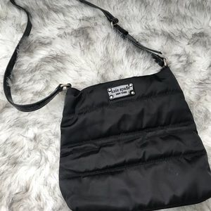 Kate Spade Quilted Nylon Crossbody
